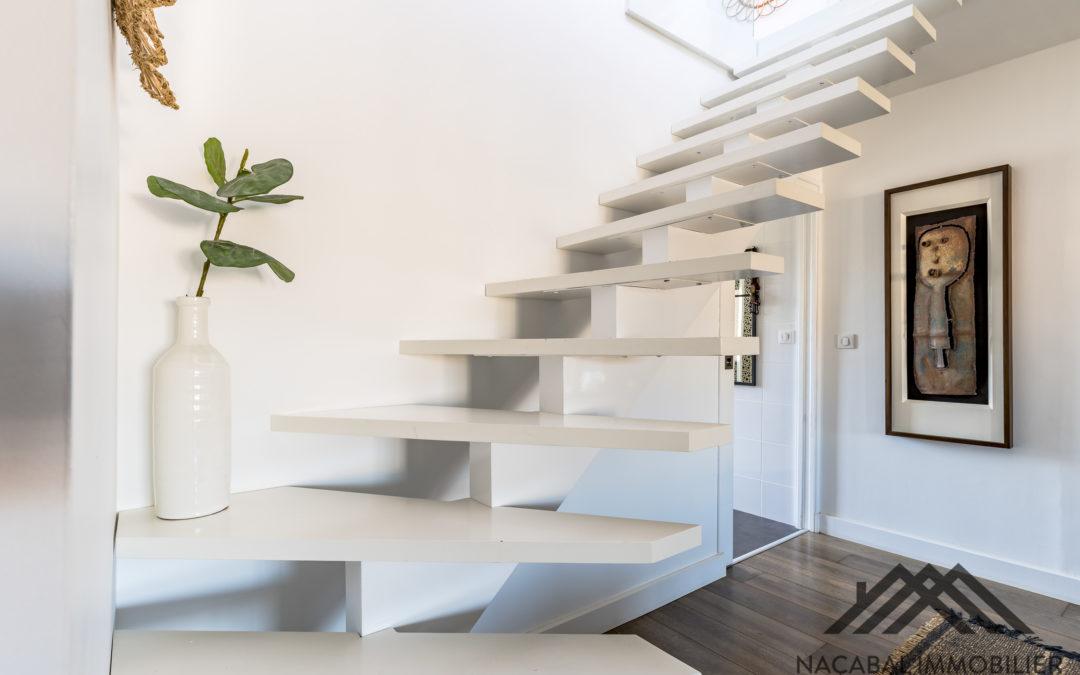 Appartement d'exception T5 à vendre à Saint Jean de Luz