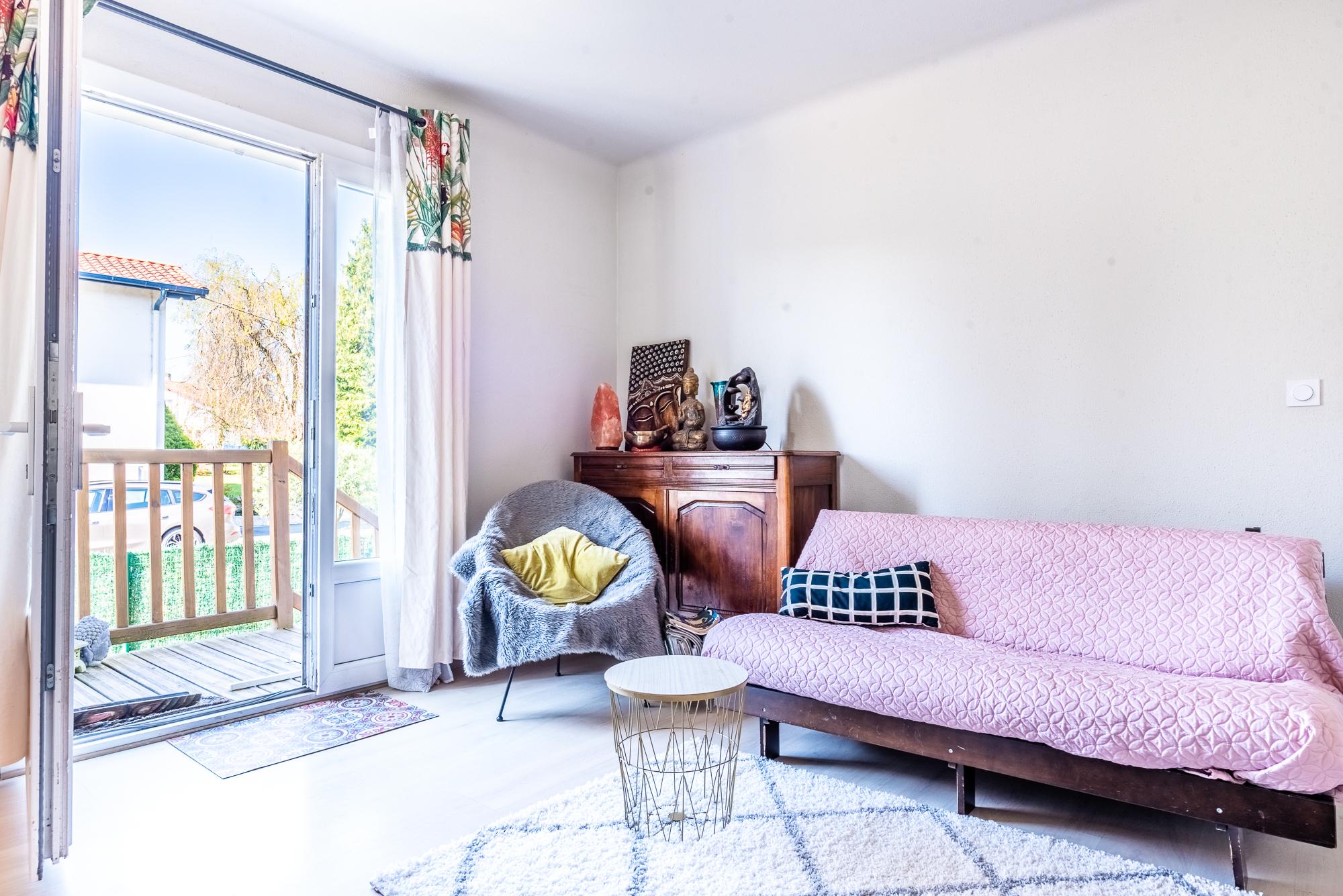appartement T3 a vendre pays basque