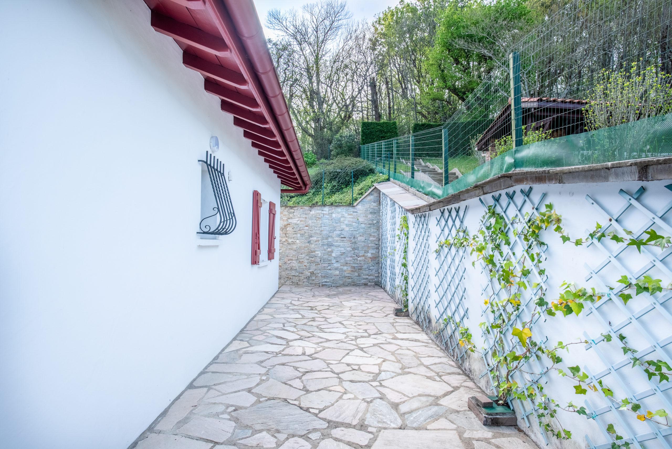 grande maison a vendre pays basque