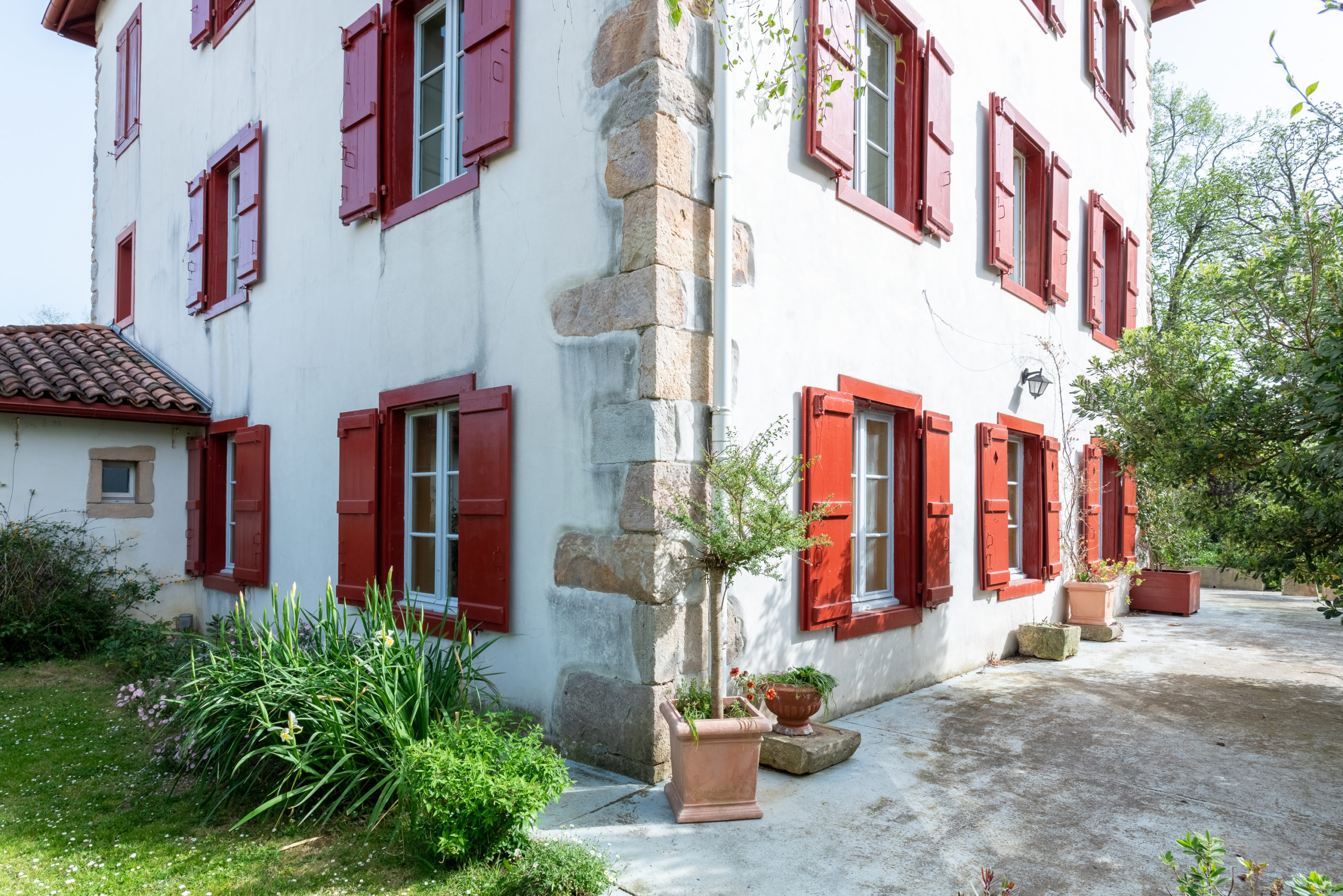 maison a vendre sare pays basque