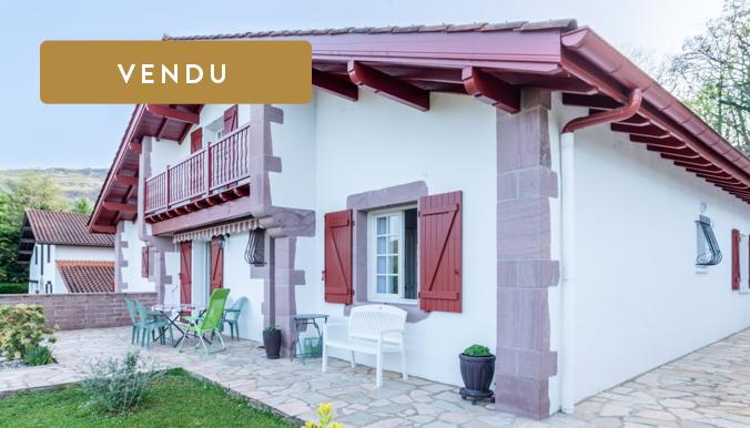 Maison à vendre à Ascain