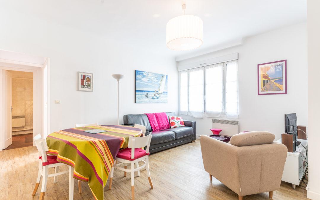 Appartement T3 à vendre Saint Jean de Luz