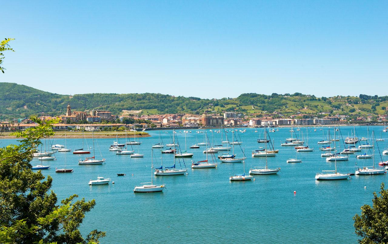 Appartement a vendre pays basque